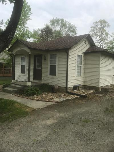 Adams County, Brown County, Clinton County, Highland County Single Family Home For Sale: 79 Linton Avenue