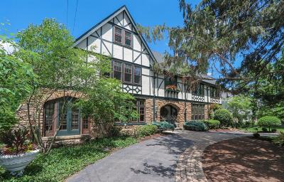Cincinnati OH Single Family Home For Sale: $1,295,000