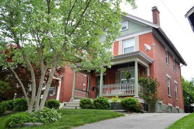 Norwood Single Family Home For Sale: 3932 Hazel Avenue
