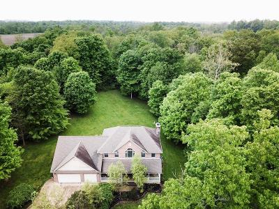 Adams County, Brown County, Clinton County, Highland County Single Family Home For Sale: 1107 St Rt 380