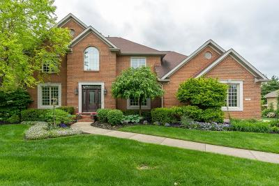 Liberty Twp Single Family Home For Sale: 7041 Valley Falls Court