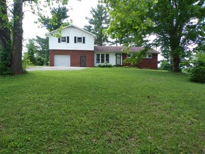 Meigs Twp OH Single Family Home For Sale: $127,000