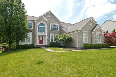 West Chester Single Family Home For Sale: 6490 Holly Hill Lane