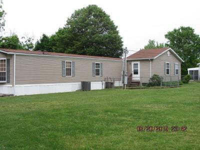 Adams County, Brown County, Clinton County, Highland County Single Family Home For Sale: 7134 E Highland Trail