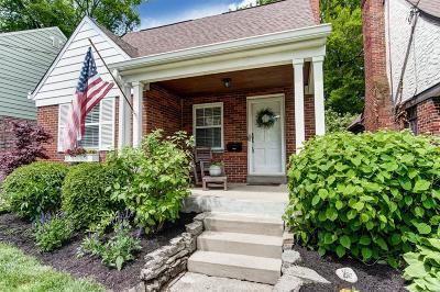 Hamilton County Single Family Home For Sale: 3863 Homewood Road