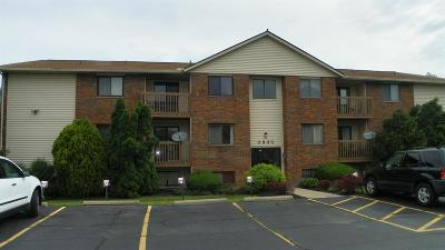 Fairfield Condo/Townhouse For Sale: 3935 Mack Road #37