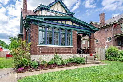 Cincinnati Single Family Home For Sale: 3209 Epworth Avenue