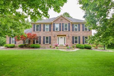 Hamilton County Single Family Home For Sale: 7036 Stonington Road