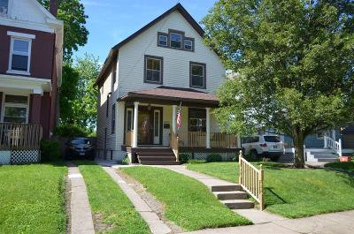 Cincinnati OH Single Family Home For Sale: $199,900