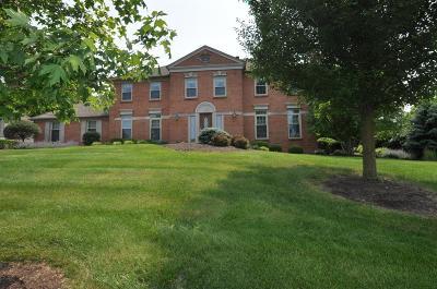 Single Family Home For Sale: 3725 Sherbrooke Drive