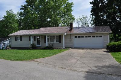 Brown County Single Family Home For Sale: 6548 Elk Drive