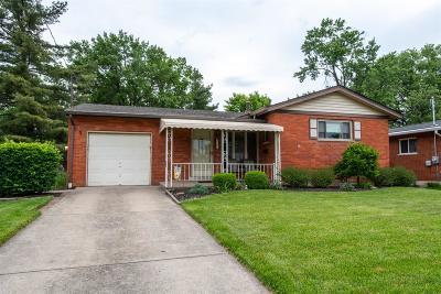 Delhi Twp Single Family Home For Sale: 5396 Plover Lane