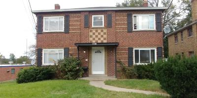 Cincinnati Multi Family Home For Sale: 1108 Franklin Avenue