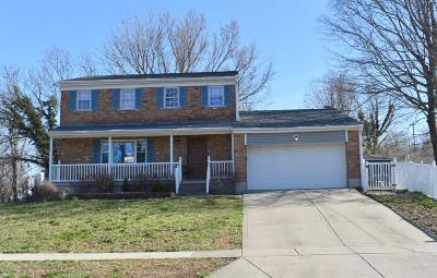 Single Family Home For Sale: 7060 Grantham Way