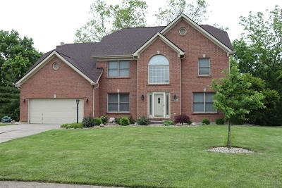 Butler County Single Family Home For Sale: 7627 Doe View Drive