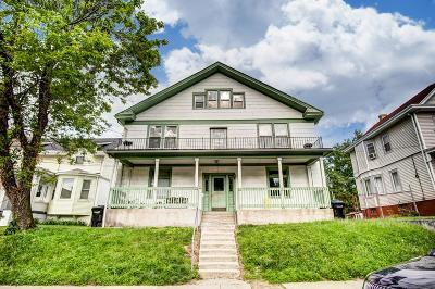 Cincinnati Multi Family Home For Sale: 3453 Woodburn Avenue