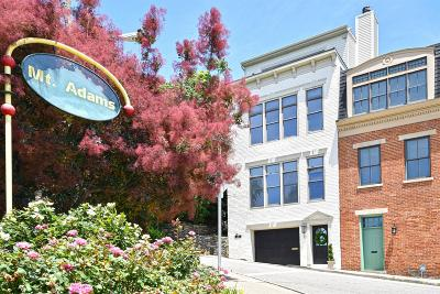Cincinnati OH Single Family Home For Sale: $549,900