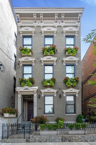 Cincinnati Single Family Home For Sale: 1418 Elm Street