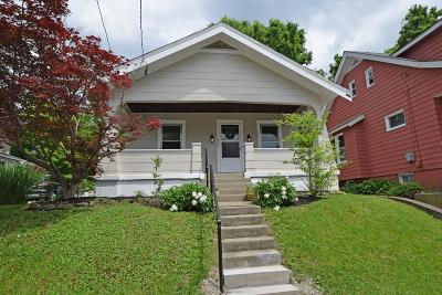 Cincinnati Single Family Home For Sale: 4568 Innes Avenue