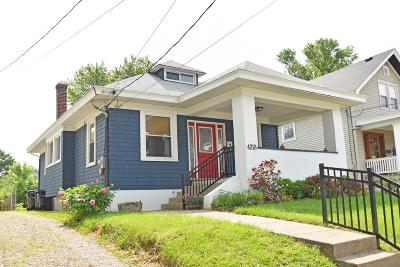 Cincinnati Single Family Home For Sale: 4318 Twenty Eighth Street
