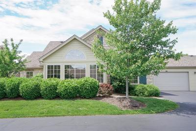 Deerfield Twp. Condo/Townhouse For Sale: 3557 Twenty Mile Way