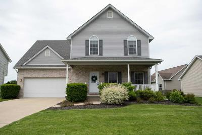 Oxford Single Family Home For Sale: 7 Autumn Drive