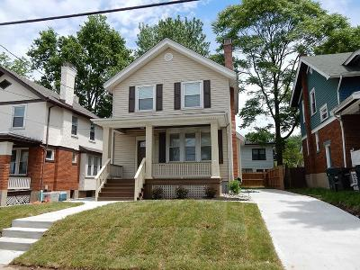 Cincinnati Single Family Home For Sale: 3712 Michigan Avenue