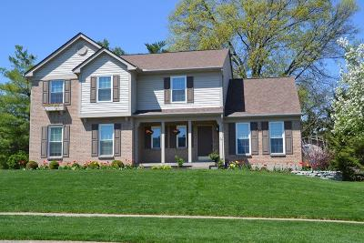 West Chester Single Family Home For Sale: 6418 Lakota Trail Drive