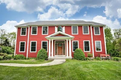 Preble County Single Family Home For Sale: 6909 Preble County Line Road