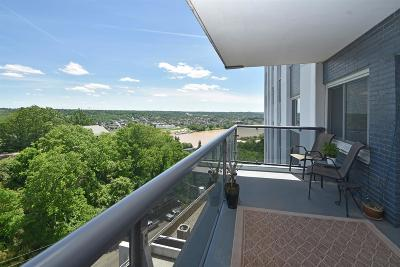 Cincinnati Condo/Townhouse For Sale: 2200 Victory Parkway #901