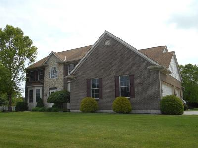 Warren County Single Family Home For Sale: 822 Cheltenham Place