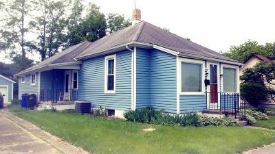 Hamilton Single Family Home For Sale: 103 Fairview Avenue