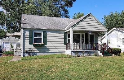 Fairfield Twp Single Family Home For Sale: 2640 Hamilton Mason Road