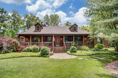 Miami Twp Single Family Home For Sale: 5461 Overlook Drive