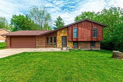 Hamilton Single Family Home For Sale: 1460 Alberta Drive