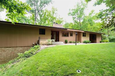 Wyoming Single Family Home For Sale: 904 Oregon Trail
