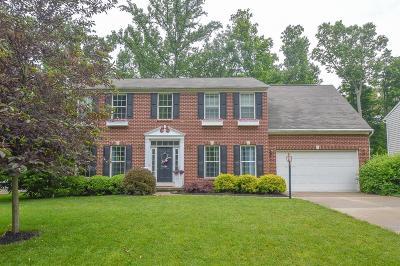 Warren County Single Family Home For Sale: 1464 Shawnee Run Drive