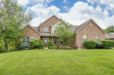 Single Family Home For Sale: 5558 Longhunter Chase Drive