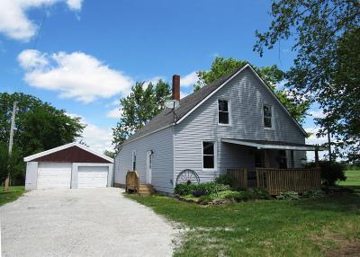 Dillsboro Single Family Home For Sale: 7507 E Cr 50 S