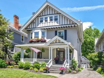 Cincinnati Single Family Home For Sale: 2492 Observatory Avenue