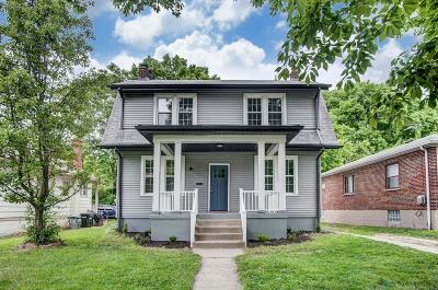 Cincinnati Single Family Home For Sale: 1138 Carolina Avenue