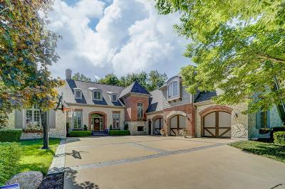 Warren County Single Family Home For Sale: 10254 Stapleford Manor