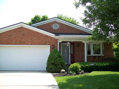 Middletown Single Family Home For Sale: 5004 Rosedale Road
