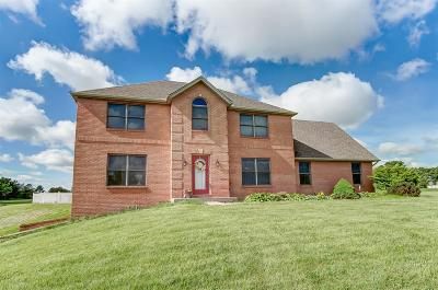 Butler County Single Family Home For Sale: 4477 Eaton Road