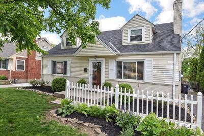 Hamilton County Single Family Home For Sale: 7913 Tances Drive