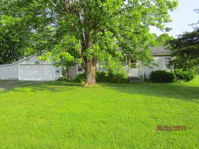 Liberty Twp Single Family Home For Sale: 9777 St Rt 41