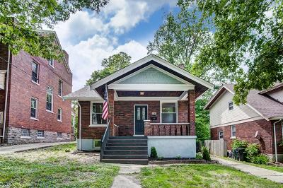 Cincinnati Single Family Home For Sale: 3585 Epworth Avenue