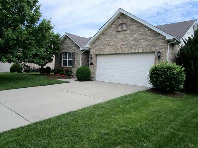 West Chester Single Family Home For Sale: 4452 Lighthouse Lane