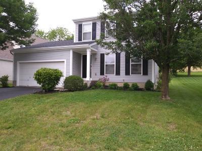 Deerfield Twp. Single Family Home For Sale: 1748 Riverwood Trail