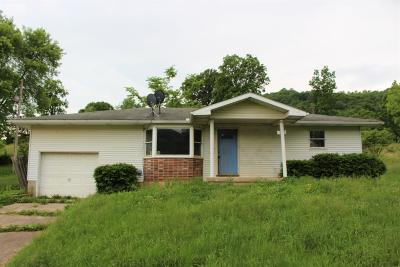 Brushcreek Twp OH Single Family Home For Sale: $45,000